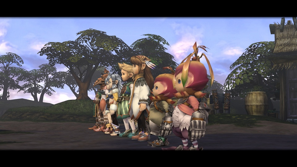 Final Fantasy Crystal Chronicles Remastered Edition - Gameplay