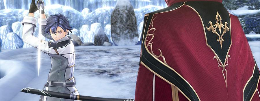 The Legend of Heroes: Trails into Reverie - Rean Schwarzer (Hero)