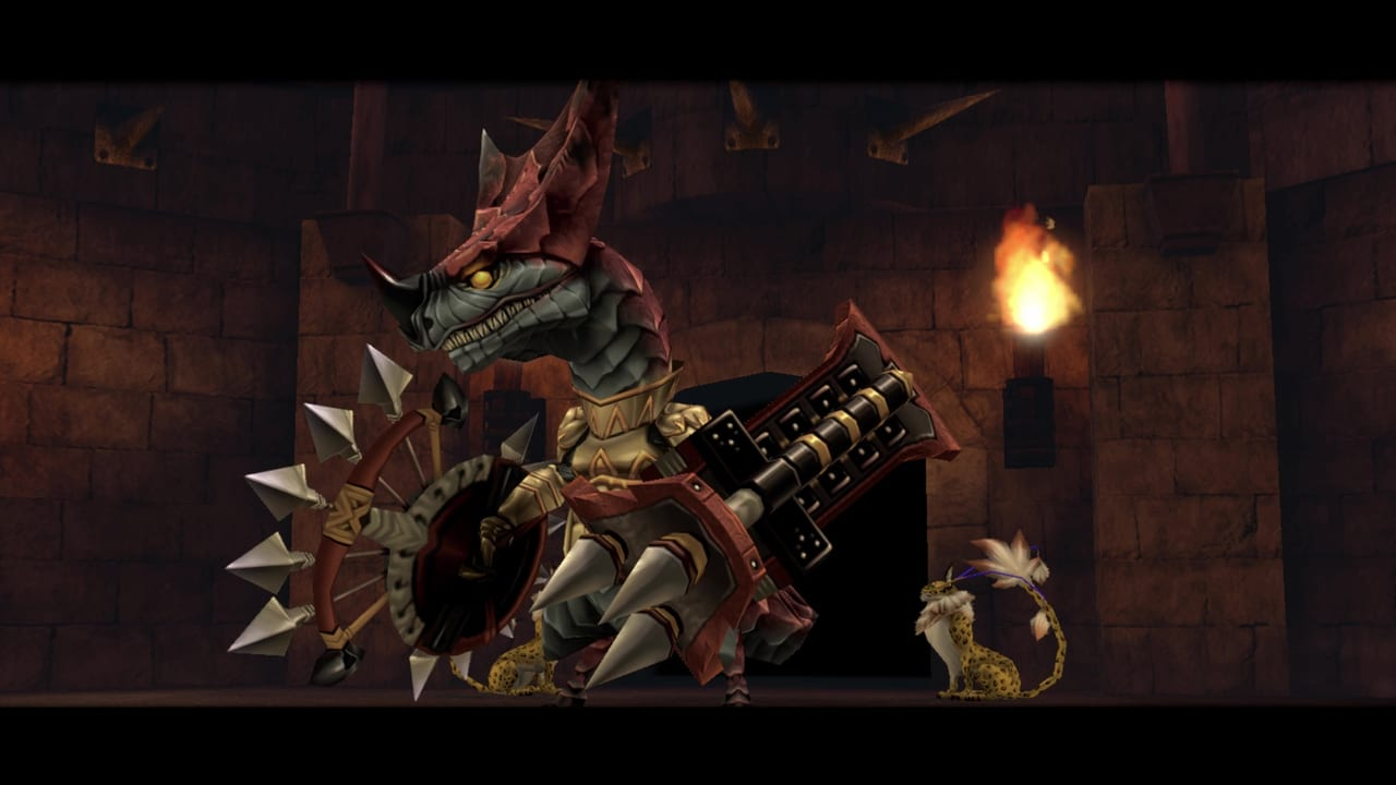 Final Fantasy Crystal Chronicles: Remastered Edition - Lizardman King Boss Guide