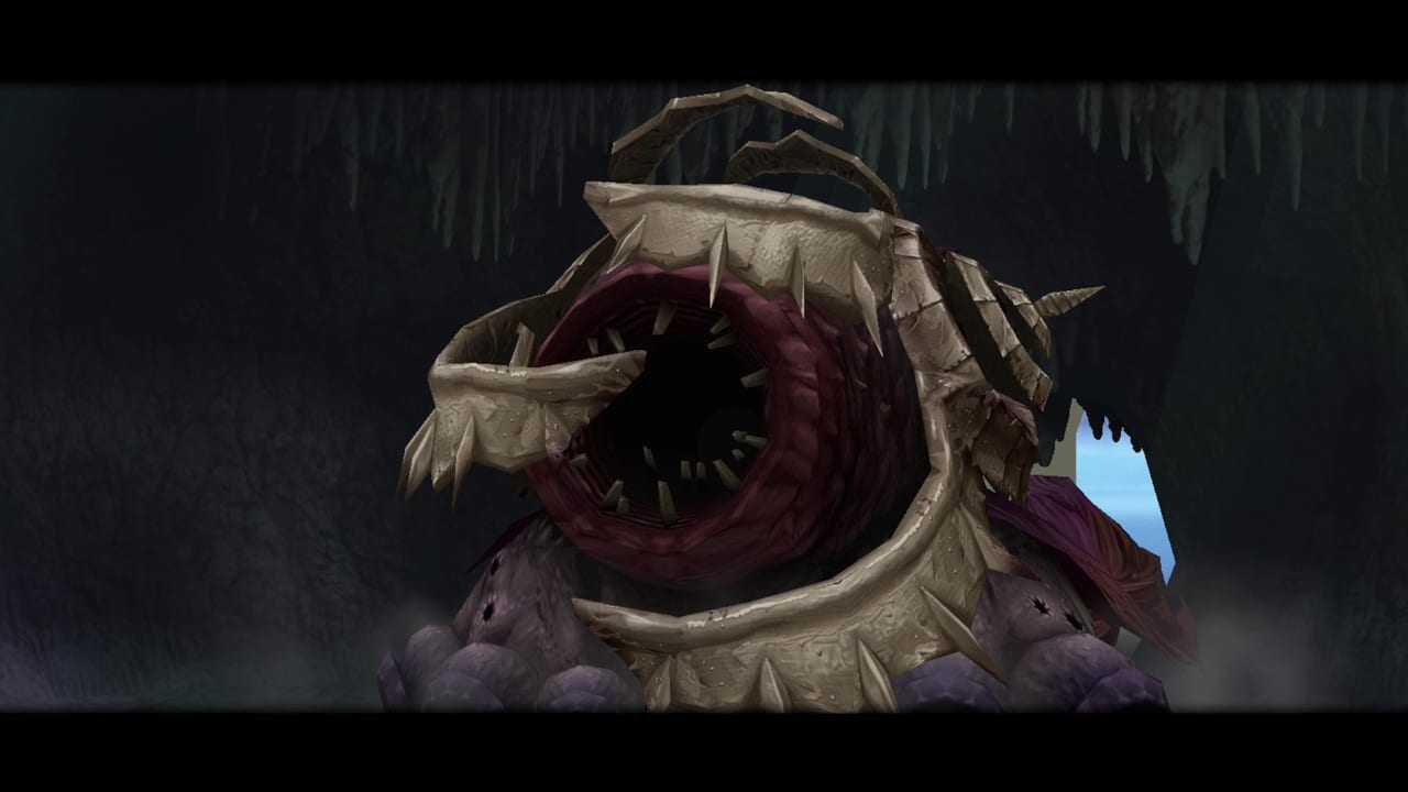 Final Fantasy Crystal Chronicles: Remastered Edition - Cave Worm Boss Guide