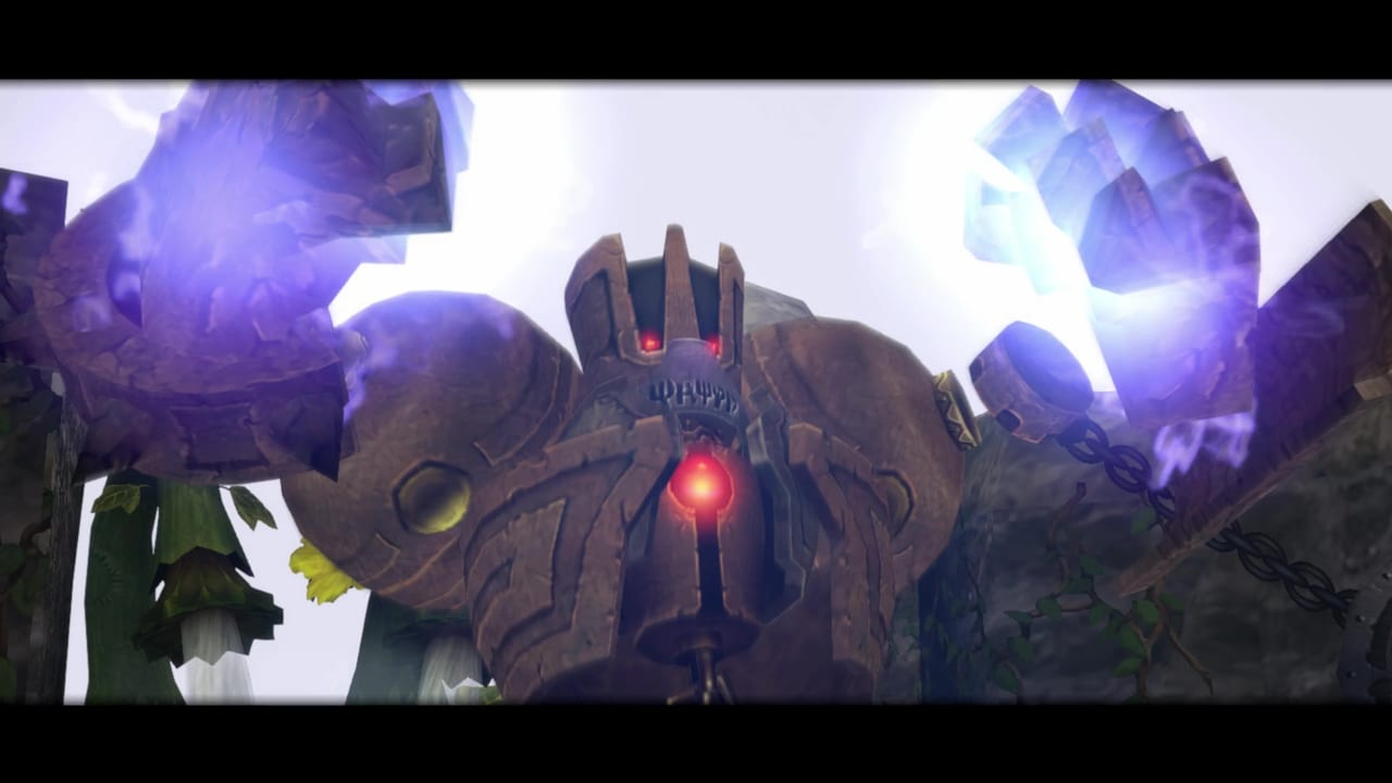 Final Fantasy Crystal Chronicles: Remastered Edition - Golem Boss Guide
