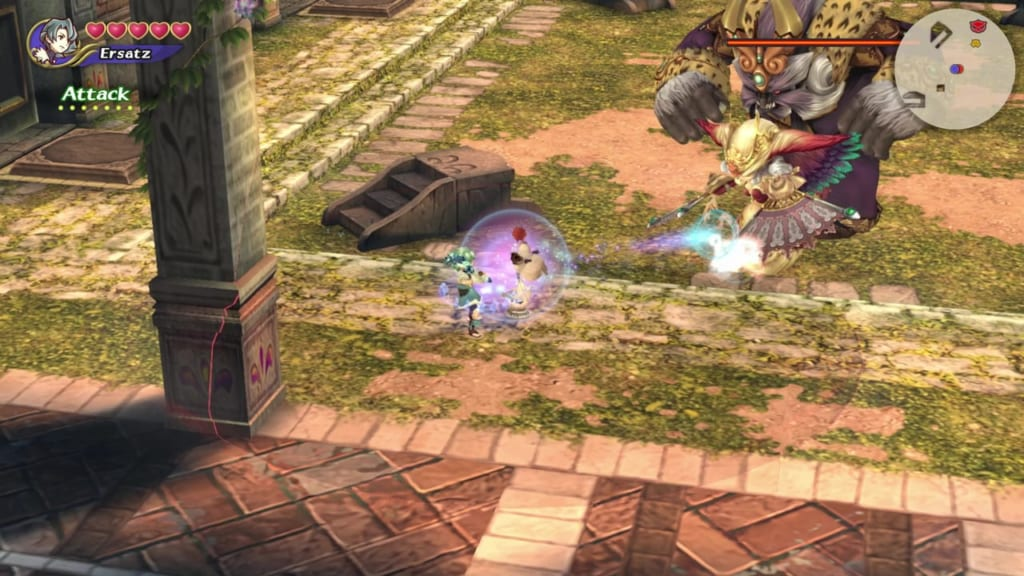 Final Fantasy Crystal Chronicles: Remastered Edition - Jack Moshet and Maggie - Target Maggie
