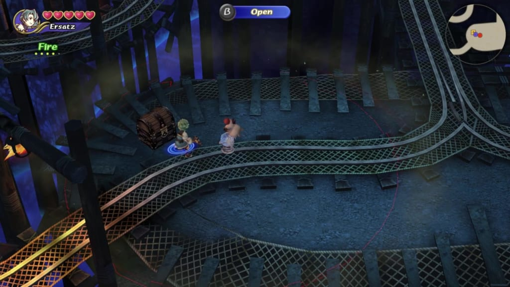 Final Fantasy Crystal Chronicles: Remastered Edition - Mine of Cathuriges - Chest Location 7