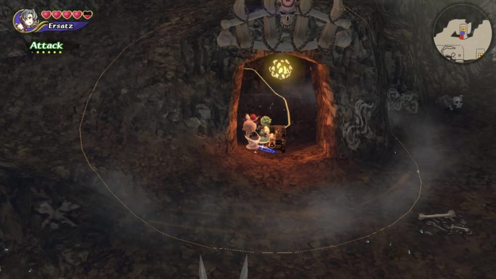 Final Fantasy Crystal Chronicles: Remastered Edition - Goblin Wall - Chest Location 5