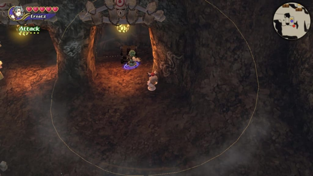 Final Fantasy Crystal Chronicles: Remastered Edition - Goblin Wall - Chest Location 7
