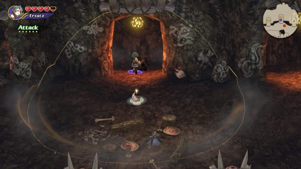 Final Fantasy Crystal Chronicles: Remastered Edition - Goblin Wall - Chest Location 10