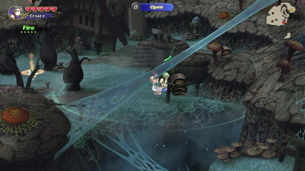 Final Fantasy Crystal Chronicles: Remastered Edition - Tida Village - Chest Location 5