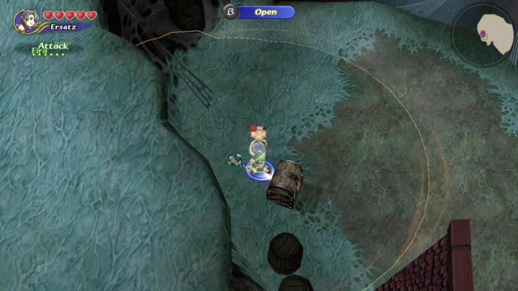 Final Fantasy Crystal Chronicles: Remastered Edition - Tida Village - Chest Location 12