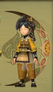 Final Fantasy Crystal Chronicles: Remastered Edition - Sheula Skin
