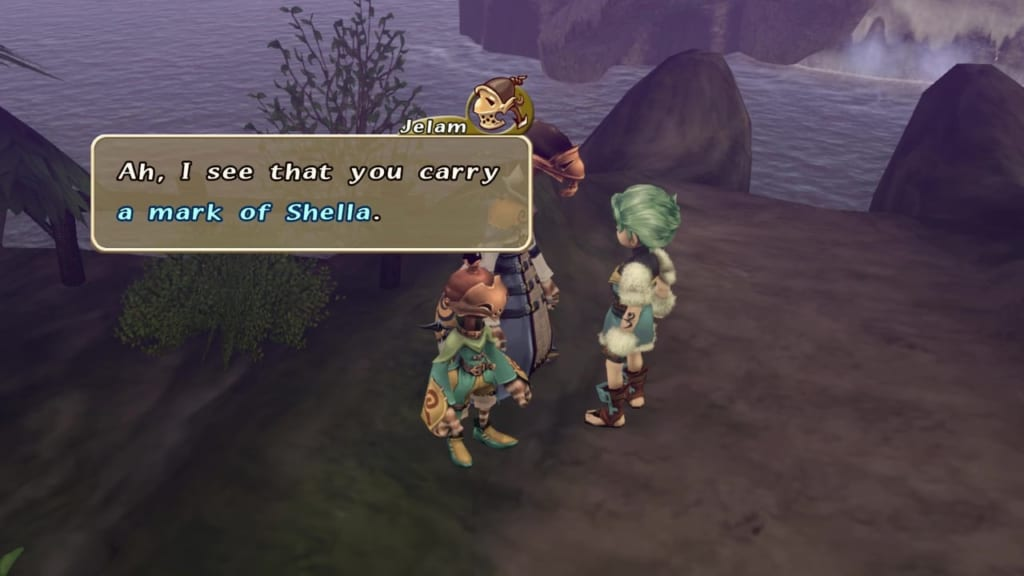 Final Fantasy Crystal Chronicles: Remastered Edition - Shella - Jelam