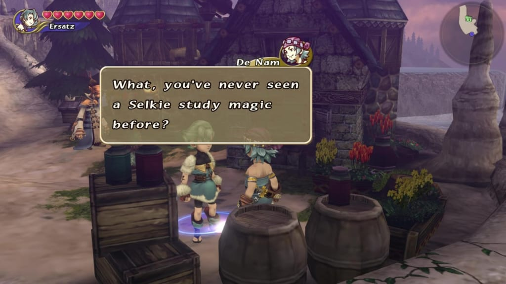 Final Fantasy Crystal Chronicles: Remastered Edition - Shella - De Nam