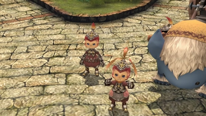Final Fantasy Crystal Chronicles: Remastered Edition - Marr's Pass Caravan Events