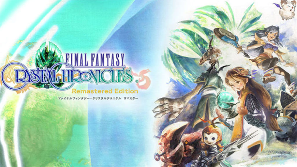 Final Fantasy Crystal Chronicles Remastered - Bosses