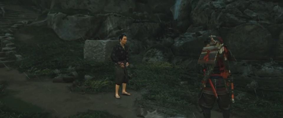 Ghost of Tsushima - Flesh and Stone Walkthrough