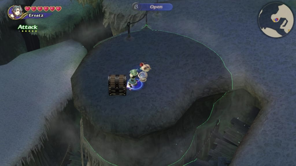 Final Fantasy Crystal Chronicles: Remastered Edition - Selepation Cave - Chest Location 5