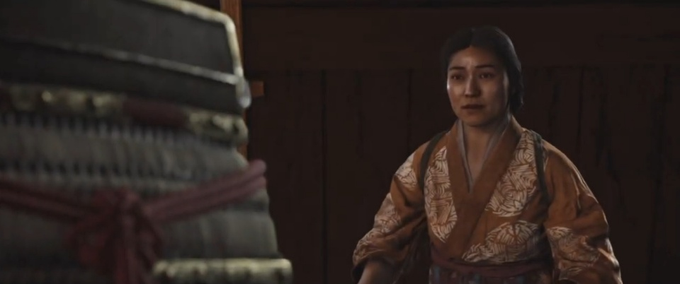 Ghost of Tsushima - The River Children Walkthrough