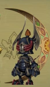 Final Fantasy Crystal Chronicles: Remastered Edition - Black Knight Mimic Skin