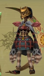 Final Fantasy Crystal Chronicles: Remastered Edition - Yufina Mimic Skin