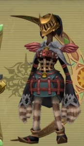 Final Fantasy Crystal Chronicles: Remastered Edition - Leonamiel Mimic Skin