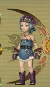Final Fantasy Crystal Chronicles: Remastered Edition - Dow Hatty Mimic Skin