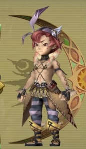 Final Fantasy Crystal Chronicles: Remastered Edition - Bal Dat Mimic Skin