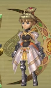Final Fantasy Crystal Chronicles: Remastered Edition - Princess Fiona Mimic Skin