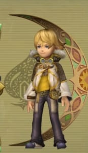 Final Fantasy Crystal Chronicles: Remastered Edition - Layle Mimic Skin