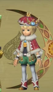 Final Fantasy Crystal Chronicles: Remastered Edition - Leo Mimic Skin