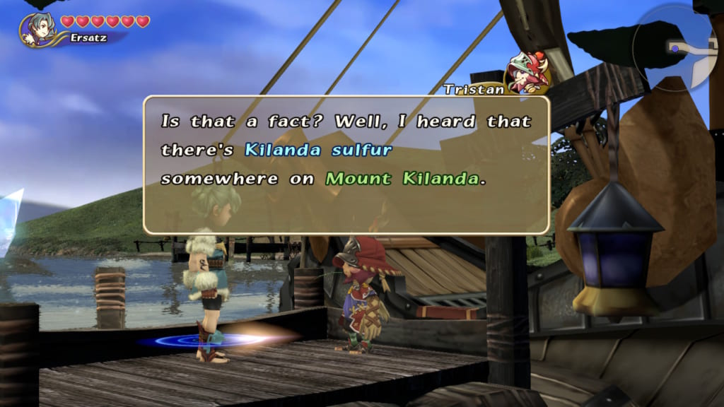 Final Fantasy Crystal Chronicles: Remastered Edition - Jegon River - Tristan
