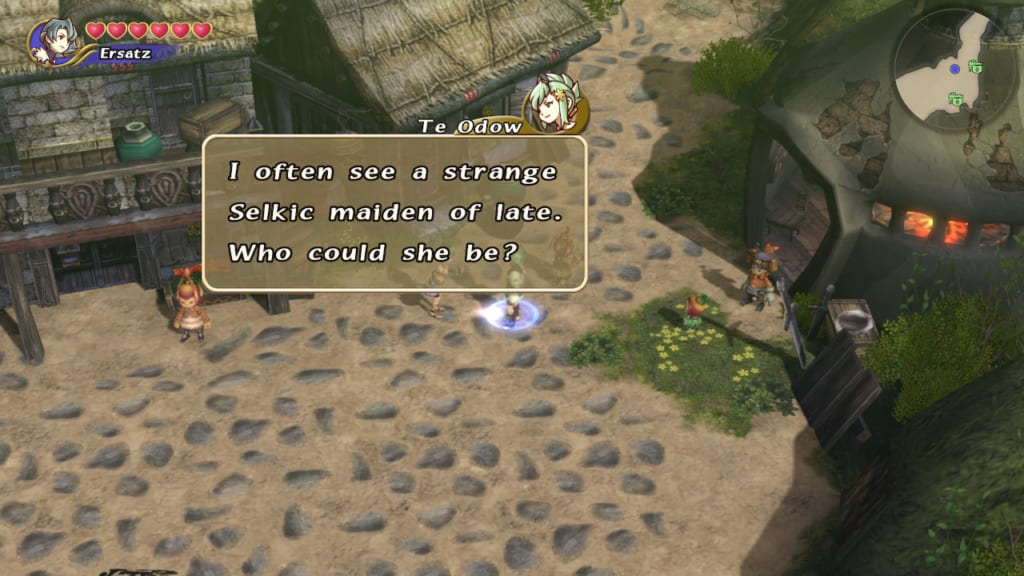 Final Fantasy Crystal Chronicles: Remastered Edition - Marr's Pass - Te Odow