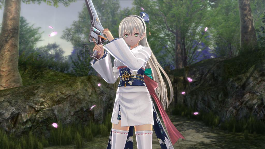 The Legend of Heroes: Hajimari no Kiseki - Original Waso Elie