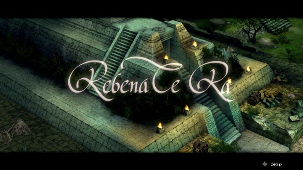 Final Fantasy Crystal Chronicles: Remastered Edition - Rebena Te Ra Walkthrough