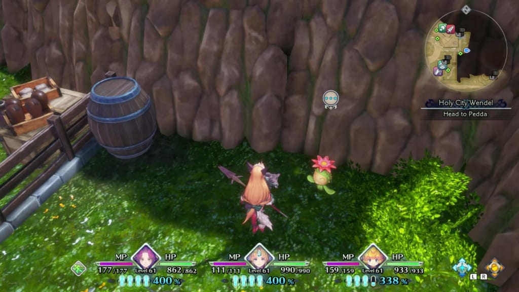 Trials of Mana Remake - Chapter 5: Holy City of Wendel Revisited - Lil' Cactus #45