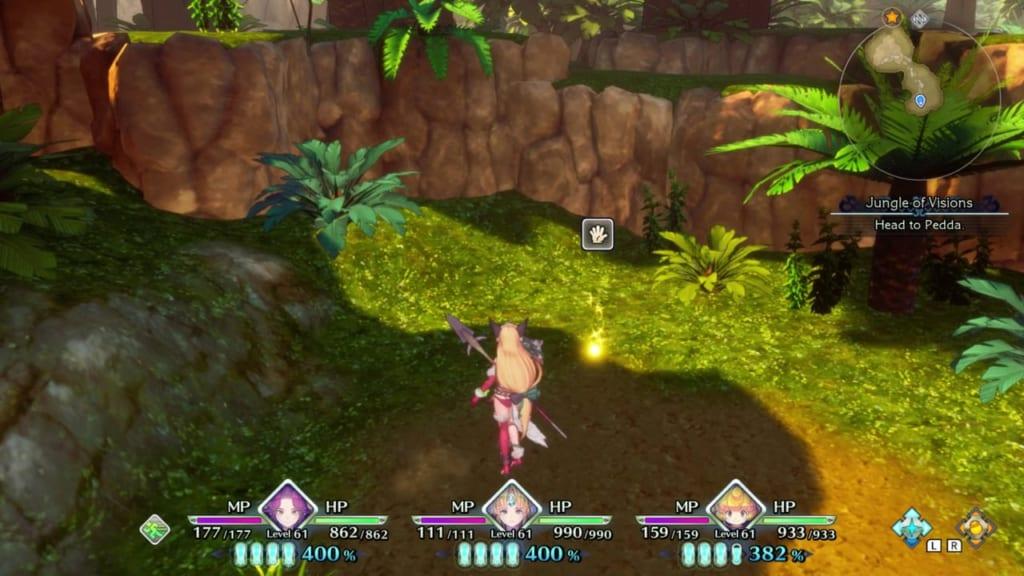 Trials of Mana Remake - Chapter 6: Ancient Capital Pedda - Orb Location 1