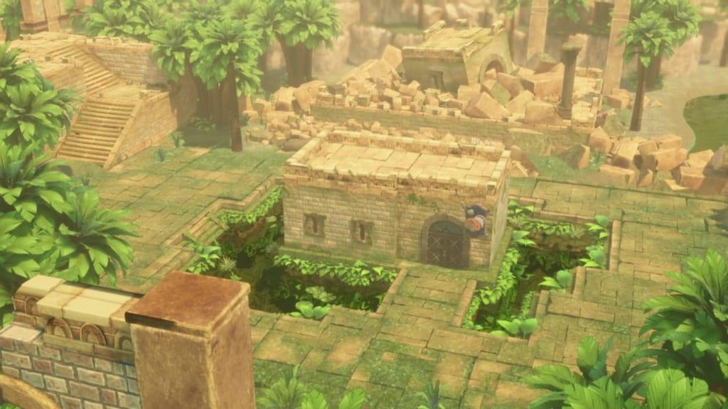 Trials of Mana Remake - Chapter 6: Ancient Capital Pedda - Head to Pedda