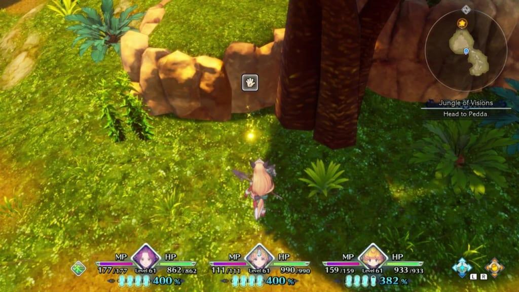 Trials of Mana Remake - Chapter 6: Ancient Capital Pedda - Orb Location 2