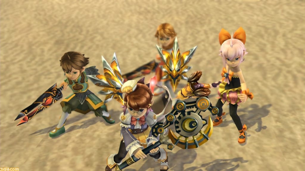Final Fantasy Crystal Chronicles: Remastered Edition - DLC Character Costumes