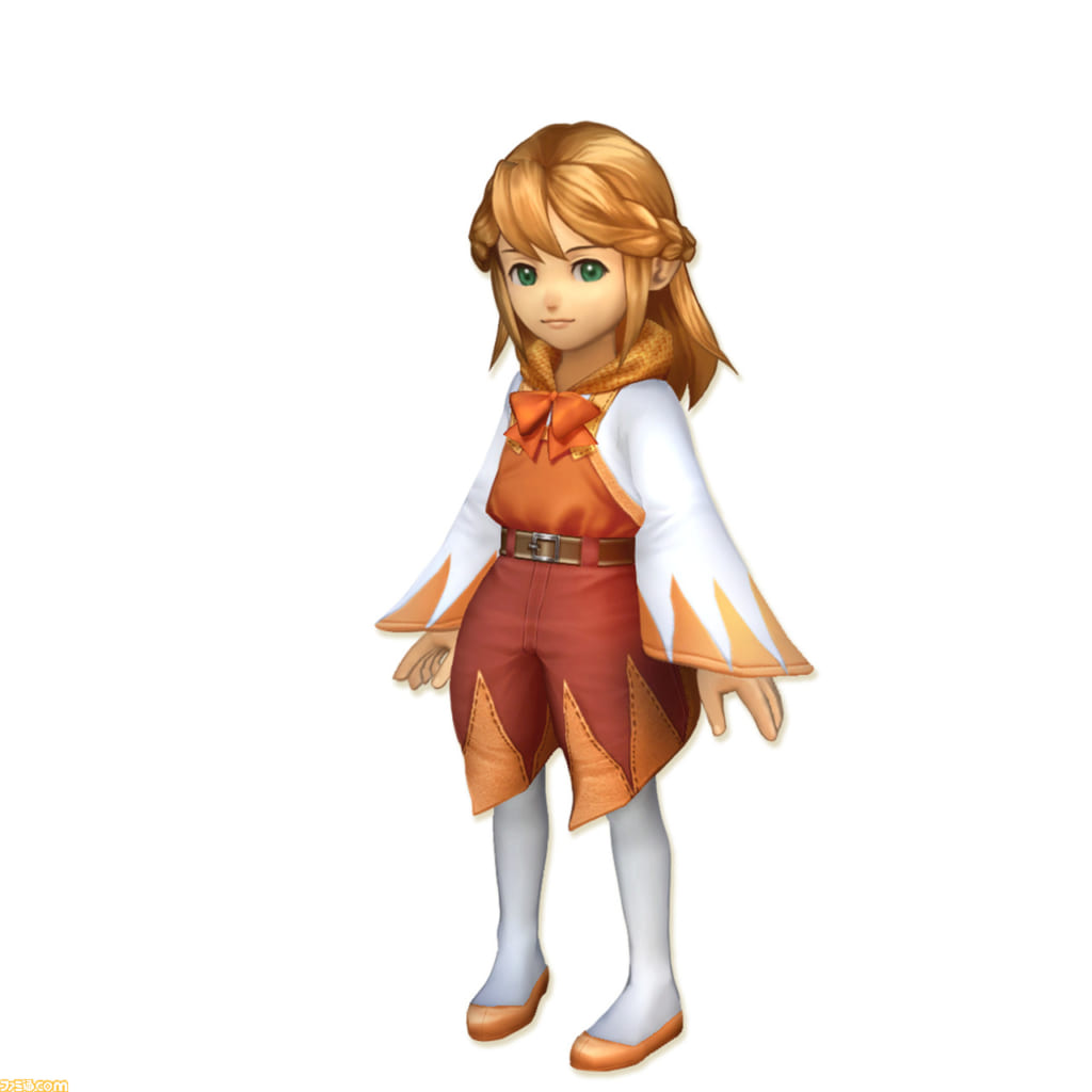 Final Fantasy Crystal Chronicles: Remastered Edition - Ring of Fates Chelinka