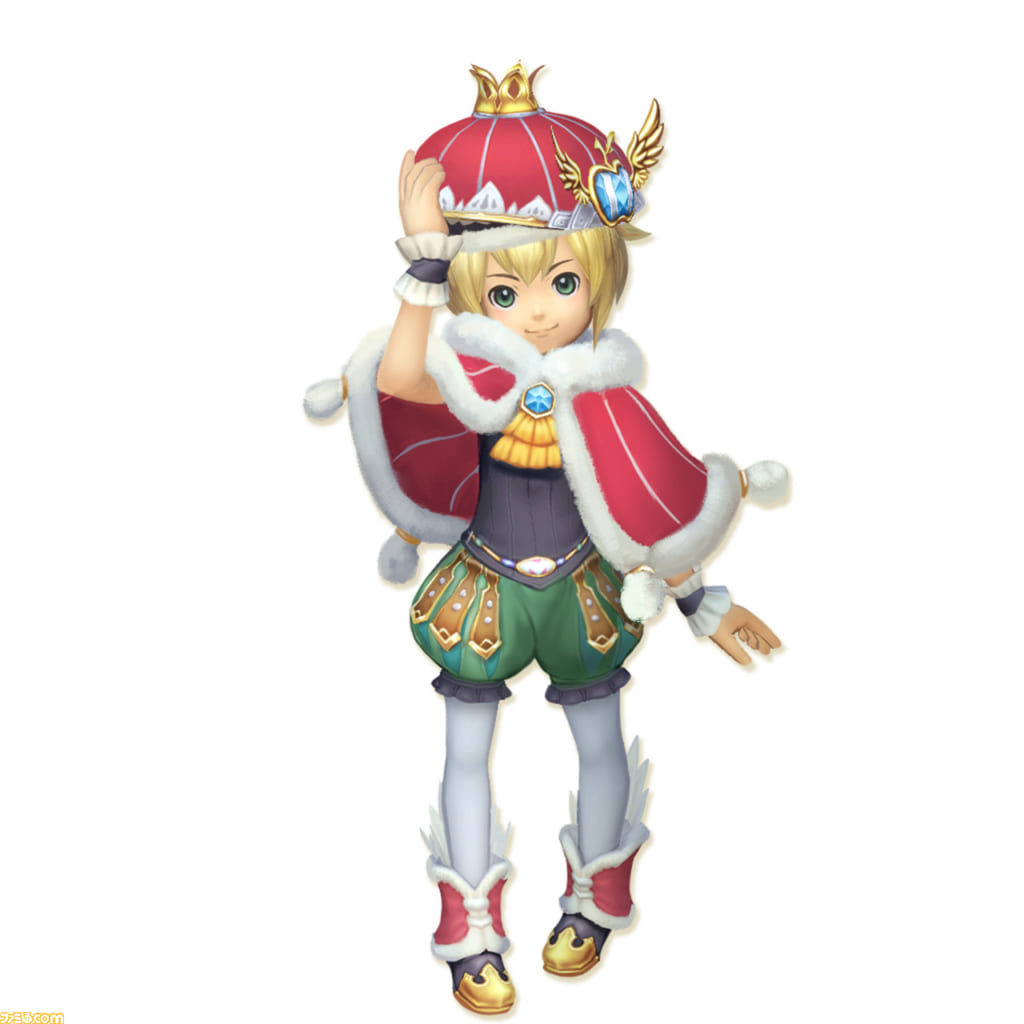 Final Fantasy Crystal Chronicles: Remastered Edition - My Life as a King Leo