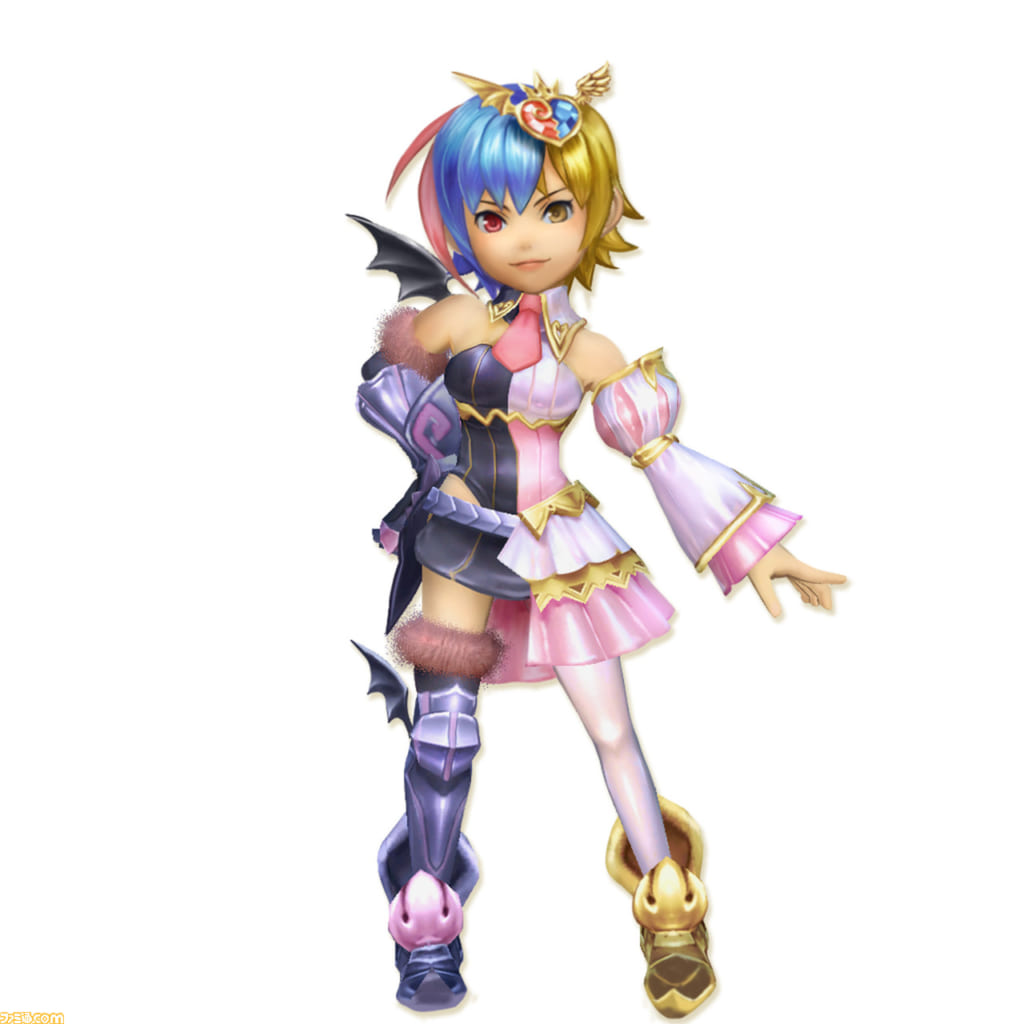 Final Fantasy Crystal Chronicles: Remastered Edition - My Life as a Dark Lord Mira