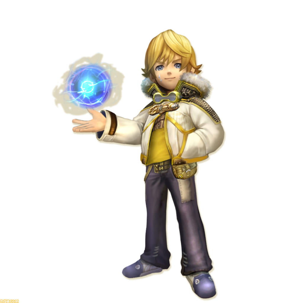 Final Fantasy Crystal Chronicles: Remastered Edition - The Crystal Bearers Layle