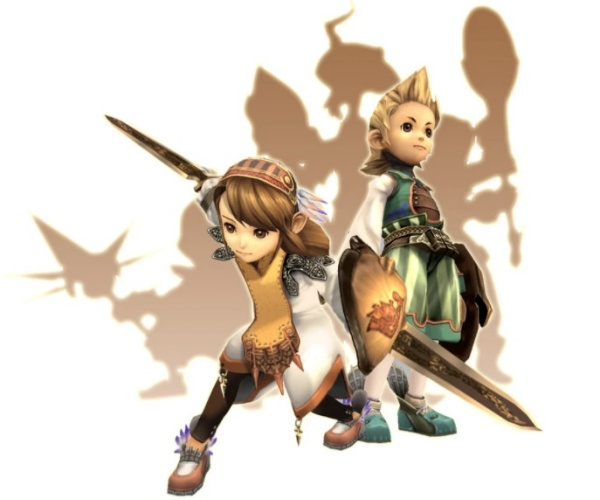 Final Fantasy Crystal Chronicles: Remastered Edition - Clavat Tribe