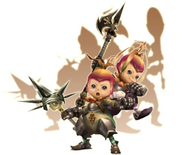 Final Fantasy Crystal Chronicles: Remastered Edition - Lilty Tribe