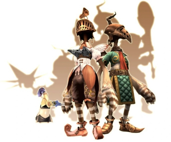 Final Fantasy Crystal Chronicles: Remastered Edition - Yuke Tribe