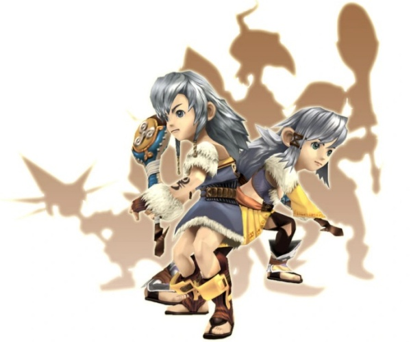 Final Fantasy Crystal Chronicles: Remastered Edition - Selkie Tribe
