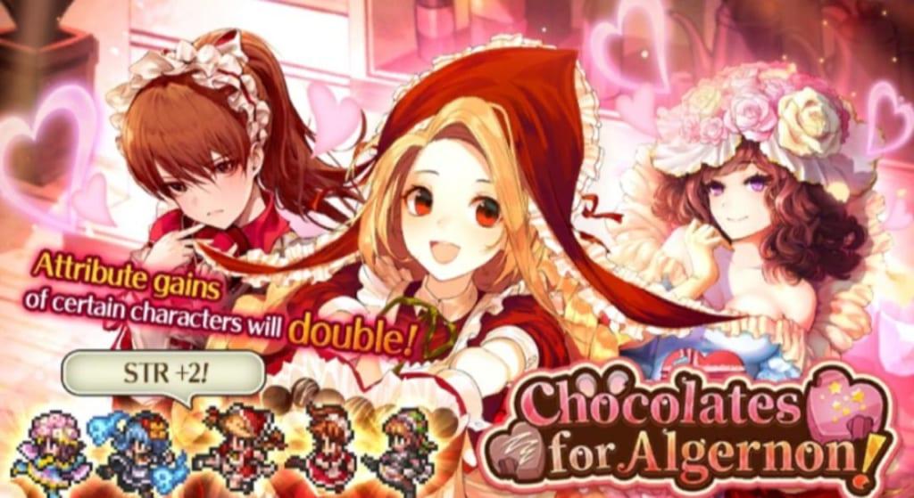 Romancing Saga Re Universe - Chocolates for Algernon Event