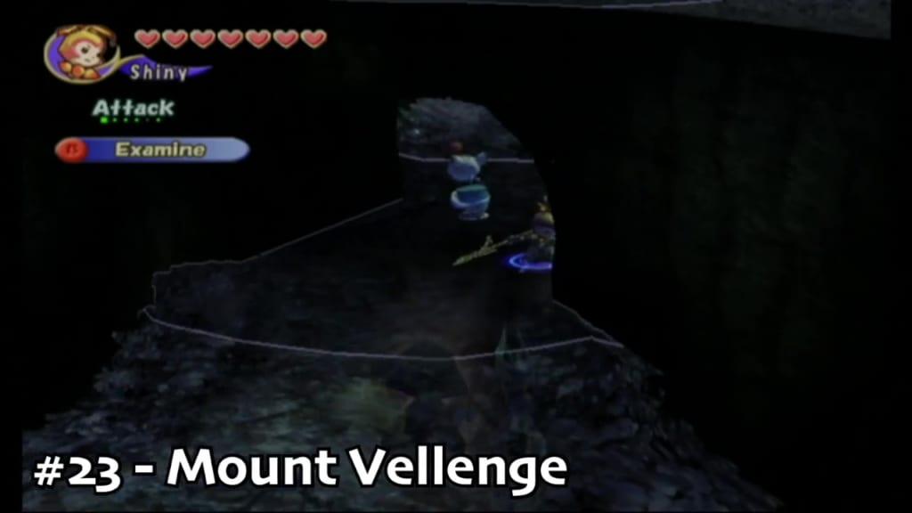 Final Fantasy Crystal Chronicles: Remastered Edition - Moogle Nest #7 - Mount Vellenge