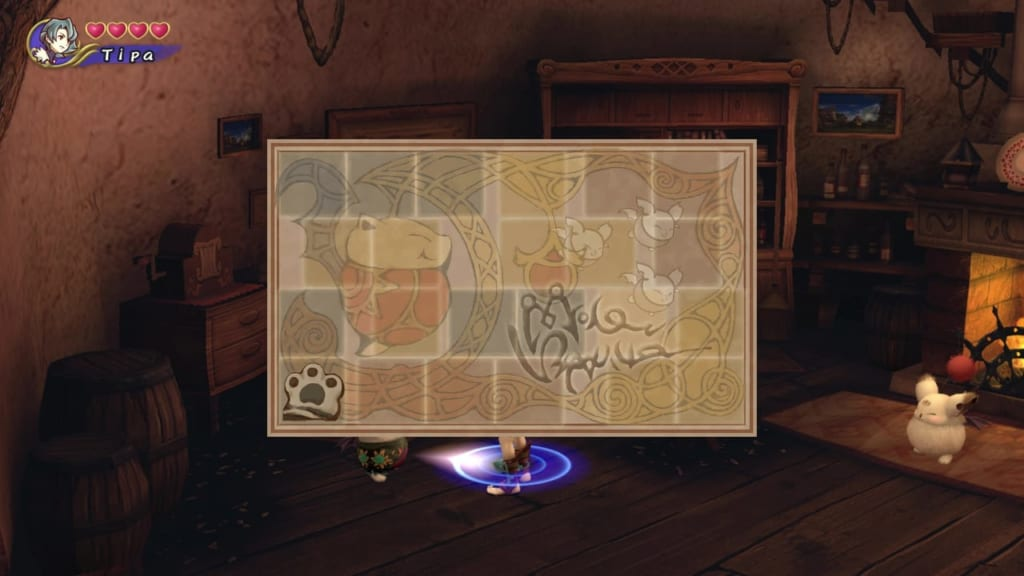 Final Fantasy Crystal Chronicles: Remastered Edition - Mog Stamp