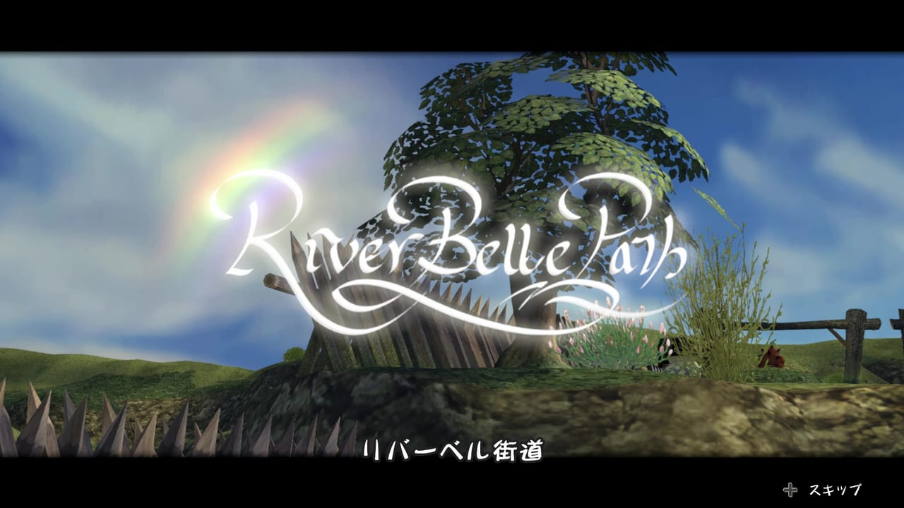 Final Fantasy Crystal Chronicles: Remastered Edition - River Belle Path Walkthrough