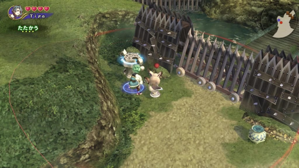 Final Fantasy Crystal Chronicles: Remastered Edition - River Belle Path - First Gate